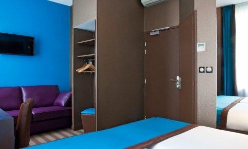 Double Superior rooms - Hôtel des Savoies***